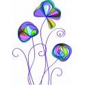 FLOWER 70'S 130x90 mm